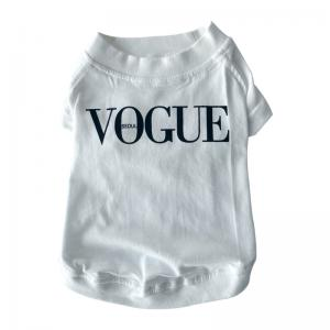 VOGUE 飼い主とペットペア服