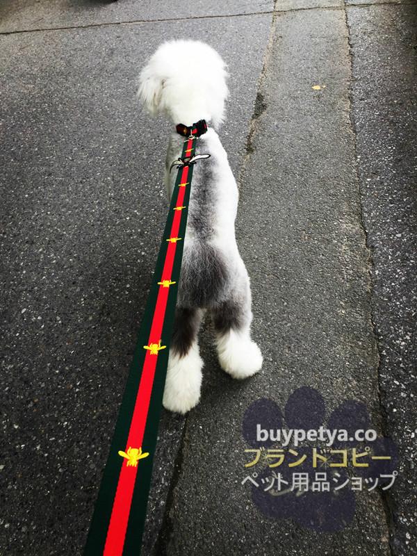 グッチ 犬のリード