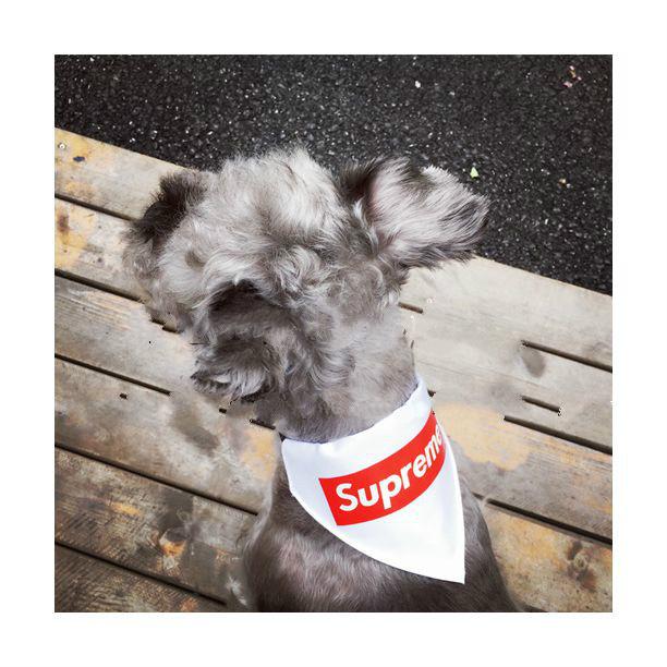 シュプリーム 犬用 猫用バンダナ