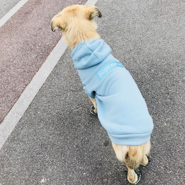 シュプリーム 犬用ペット服