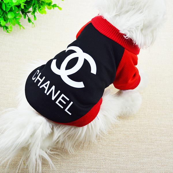 シャネル 犬服