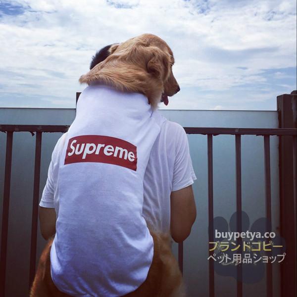 シュプリーム 猫犬服